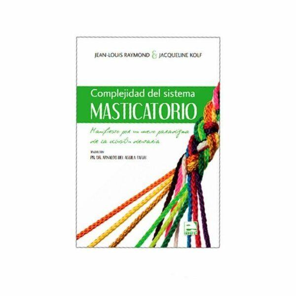 Libro Complejidad del sistema masticatorio