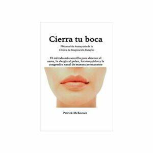 Libro Cierra tu boca