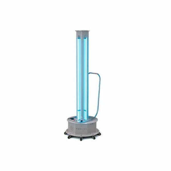 Perseo - Limpieza mediante Luz Ultravioleta UVC