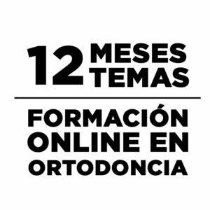 Formación Online Continuada en Ortodoncia