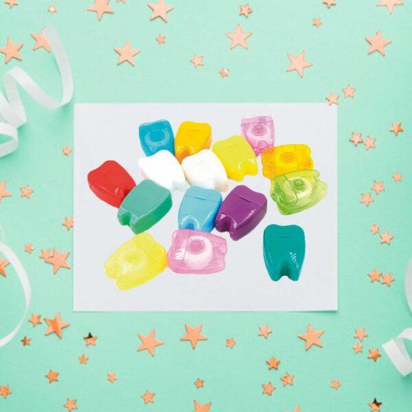 Hilo Dental Sabores (20 unidades)