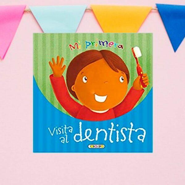 Mi primera Visita al Dentista Libro
